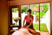 Massage at Settha Palace Hotel